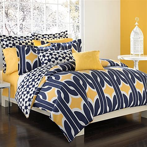 graphic comforters dvf studio graphic chain link duvet cover set 100