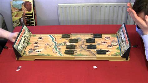 Tank Command Board Game Ashens YouTube