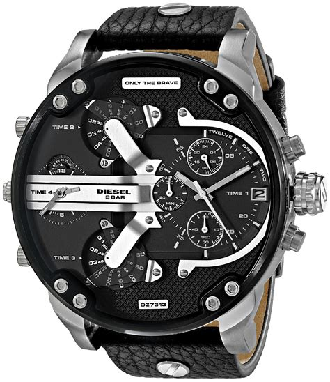 Top 7 Watches by 2016 Diesel Watches Pricelist What Time Is It