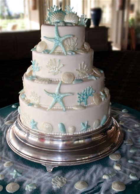 25 best ideas about seashell wedding cakes on nautical wedding cakes seashell