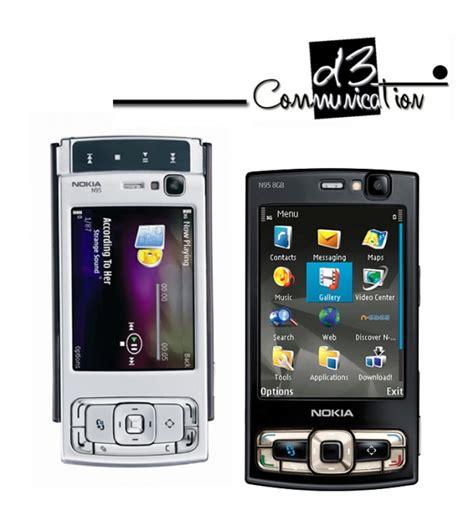 Hp Nokia N95 hardware nokia n95 pelatihan service handphone