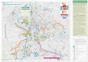 hereford map herefordshire day travel arrangements click