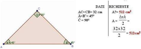 quanto misurano gli angoli interni di un triangolo matematicamedie due problemi sulle aree di triangoli