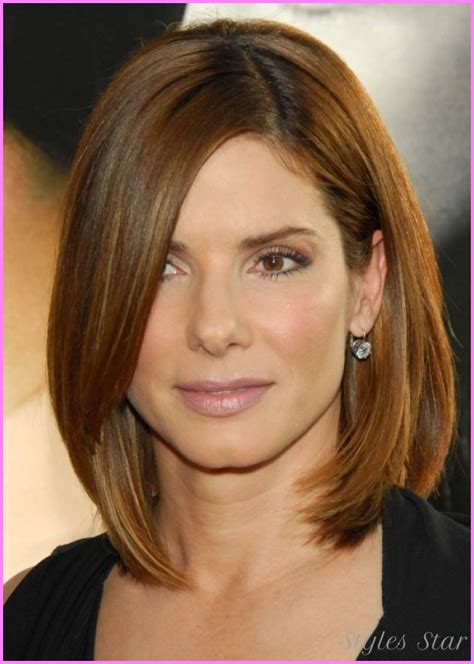 actresses with medium length haircuts celebrity medium haircuts stylesstar com