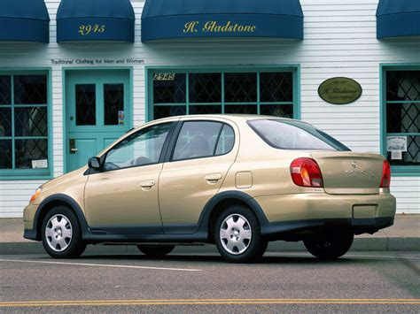 toyota echo toyota echo technical specifications and fuel economy