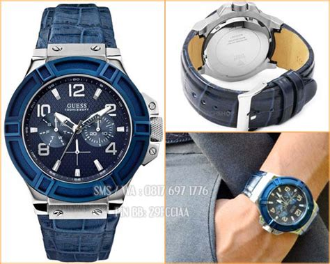 Guess W0040g7 Mens Original by Promo Jam Tangan Pria Guess W0040g7 Original