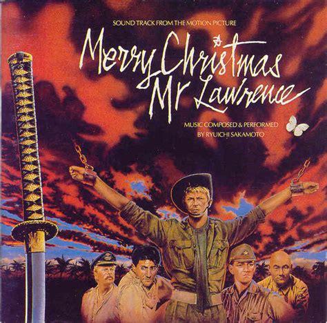 furyo merry christmas  lawrence ost