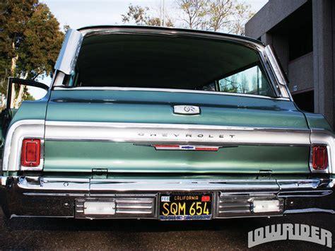 1964 impala wagon parts 1964 chevrolet impala wagon lowrider magazine