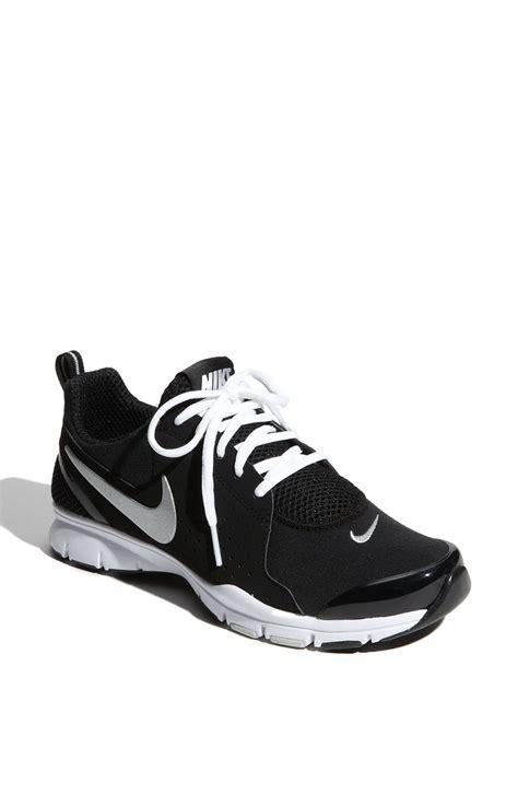 workout shoes nike in season tr shoe in black black