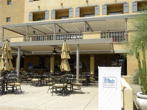 Awnings Tucson by Tucson Commercial Retractable Awnings Air And Sun Shade