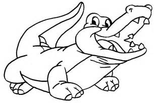 Crocodile Image Outline by Crocodile Template Cake Ideas And Designs