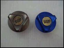 Tutup Oli Mesin Hawa Suzuki Warna Biru Variasi Motor Racing Modifikasi accesories jimny katana viva variasi mobil