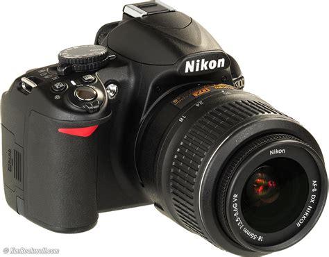 camara fotograficas nikon nikon d3100