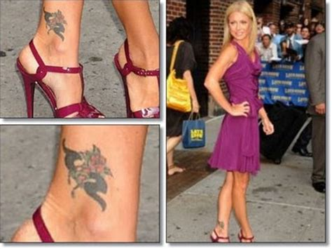 celebrity dry feet tattoo concept celebrity foot tattoos