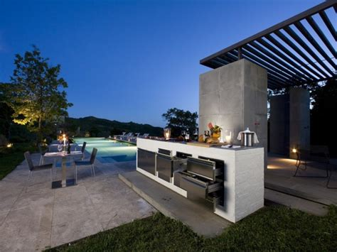 modern outdoor kitchens modern outdoor kitchen ideas nytexas
