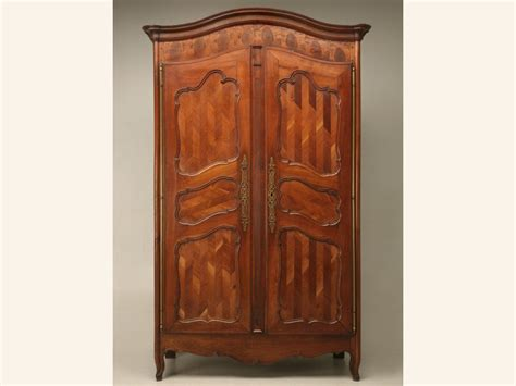 old armoire antique vintage armoires old plank