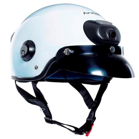 motocross helmet cam airwheel c6 smart motorcycle helmet with built in camera