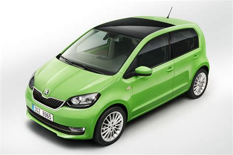 new skoda new skoda citigo 2017 facelift pictures auto express