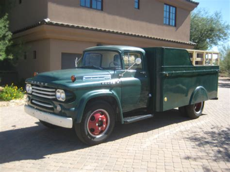 1958 dodge truck for sale 1958 dodge 400 furniture delivery truck