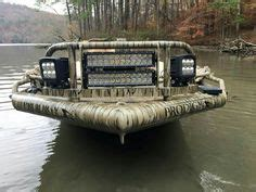 prodigy boat chine my riverhawk b60 front casting deck and yeti cooler as a