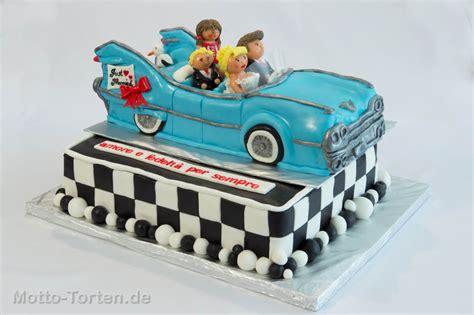 Hochzeitstorte 60er Jahre by Hochzeitstorte Cadillac Eldorado Motto Torten De