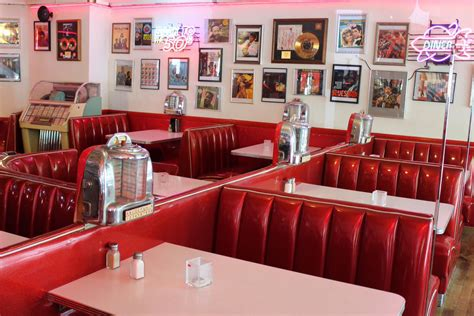 wohnung 50er jahre galerie route 66 diner 50er jahre restaurant in berlin