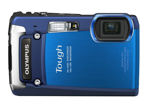 rugged digital olympus announces tg 820 back lit cmos rugged digital photography review