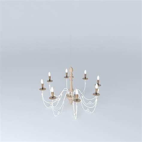 fancy chandelier fancy chandelier 3d model max obj 3ds fbx stl skp