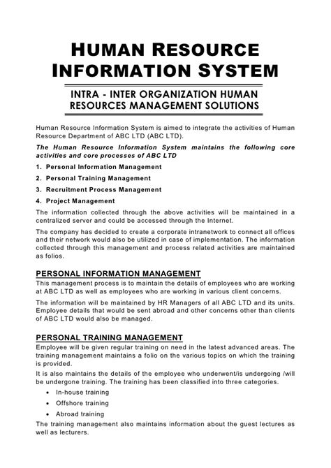 union bank human resources human resource information system