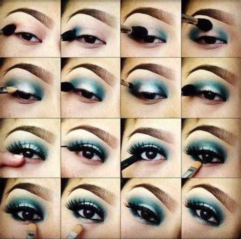 eyeshadow tutorial dramatic dramatic eye makeup tutorial pictures photos and images