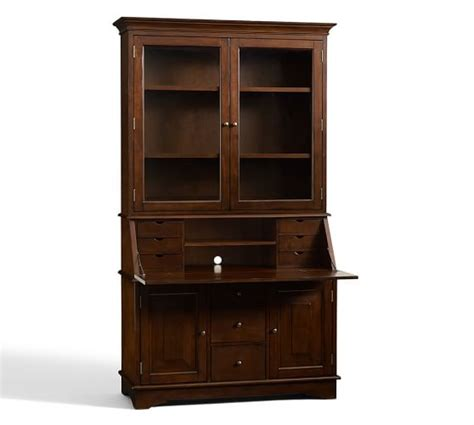 hutch desk graham desk hutch pottery barn