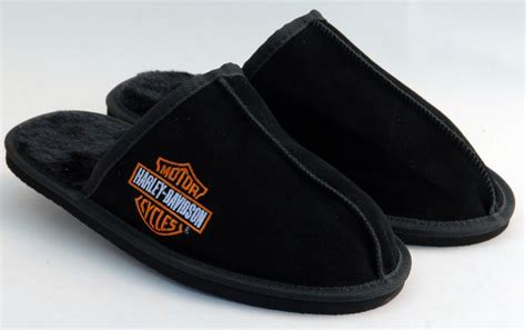 harley davidson house shoes pin by my motorcycle clothing on harley davidson footwear pinterest