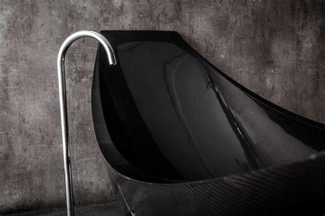 black oasis of serenity the hammock bathtub by splinter