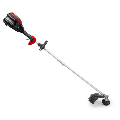 snapper  volt max lithium ion cordless string trimmer