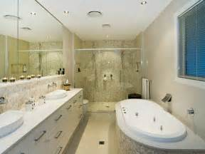 Spa Bathroom Design Pictures Modern Bathroom Design With Spa Bath Using Marble