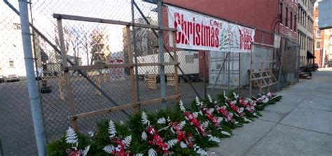 christmas trees jersey city where to buy trees wreaths in around jersey city jcfamilies