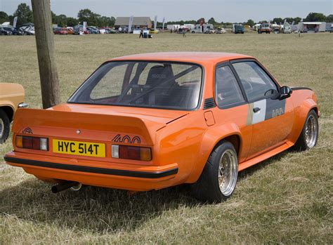 opel ascona 400 1979 orange opel ascona 400 rear hyc 514t seen at the