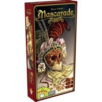 Asmodee Mascarade Jeu jeu de cartes mascarade asmodee jeu de strat 233 gie achat prix fnac