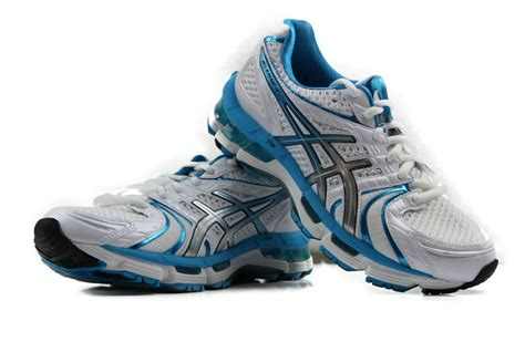 asics womens kayano  running shoes  width wide