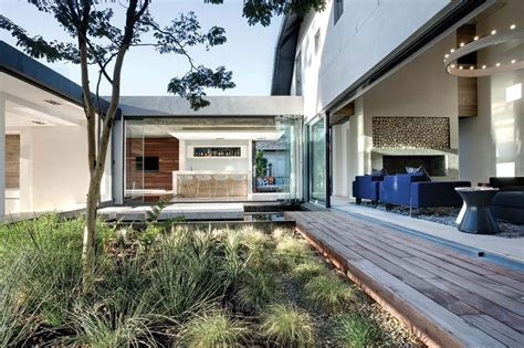 home design for rural area luxury family home designed around a central courtyard in