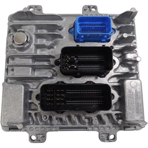transmission control 2008 gmc sierra 2500 engine control 55487860 engine control module e98 ecm oem gm 2016 colorado canyon 2 8l duramax ebay
