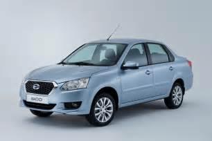 new datsun cars 2014 datsun on do sedan for russia unveiled autocar india