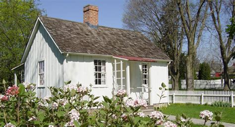 birthplace cottage herbert hoover national historic site