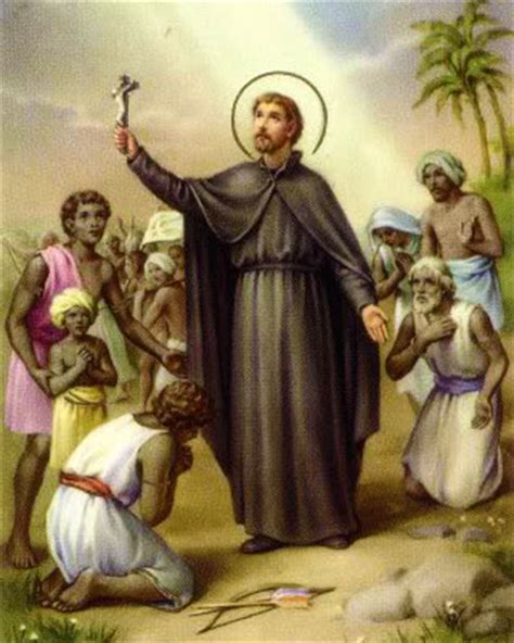 st francis xavier biography in hindi st francis xavier miracle novena of grace publish your