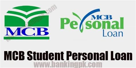 Uc Berkeley Mba International Students Loan by Mcb Student Personal Loan In Pakistan Banking Pk
