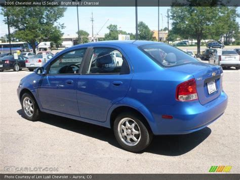 Bright Ls by 2006 Chevrolet Aveo Ls Sedan In Bright Blue Photo No