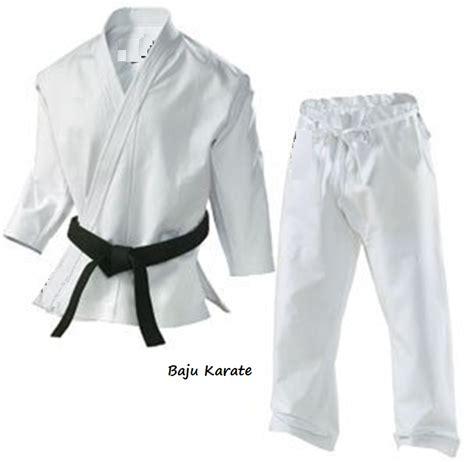 Daftar Baju Karate konveksi