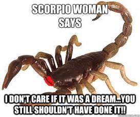 Scorpio Memes - 20 best scorpio memes astrology special sayingimages com