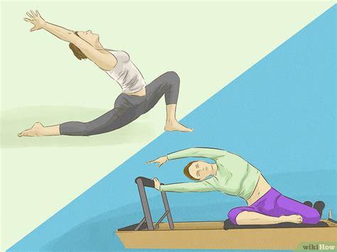 imagenes yoga y pilates c 243 mo elegir entre yoga y pilates 14 pasos con fotos