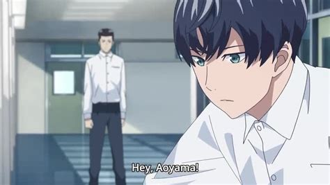 Tv Aoyama keppeki danshi aoyama kun episode 8 subbed keppeki danshi aoyama kun